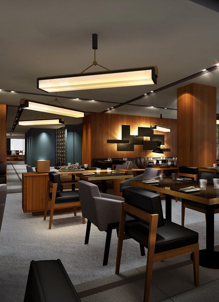 Innenarchitekt Interior Design Hotel Hotellerie Restaurant Retail: Restaurant Brasserie Freilager Zürich