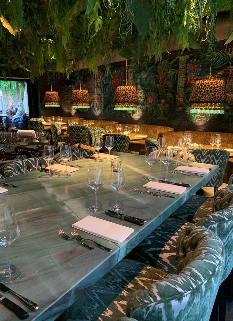 Innenarchitekt Interior Design Hotel Hotellerie Restaurant Retail: New Churrasco Old Town Zürich coming soon
