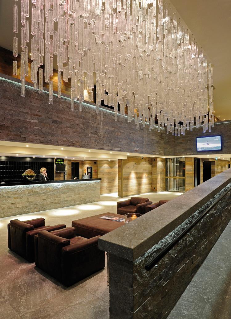 Innenarchitekt Interior Design Hotel Hotellerie Restaurant Retail: Hotel Grischa, Davos
