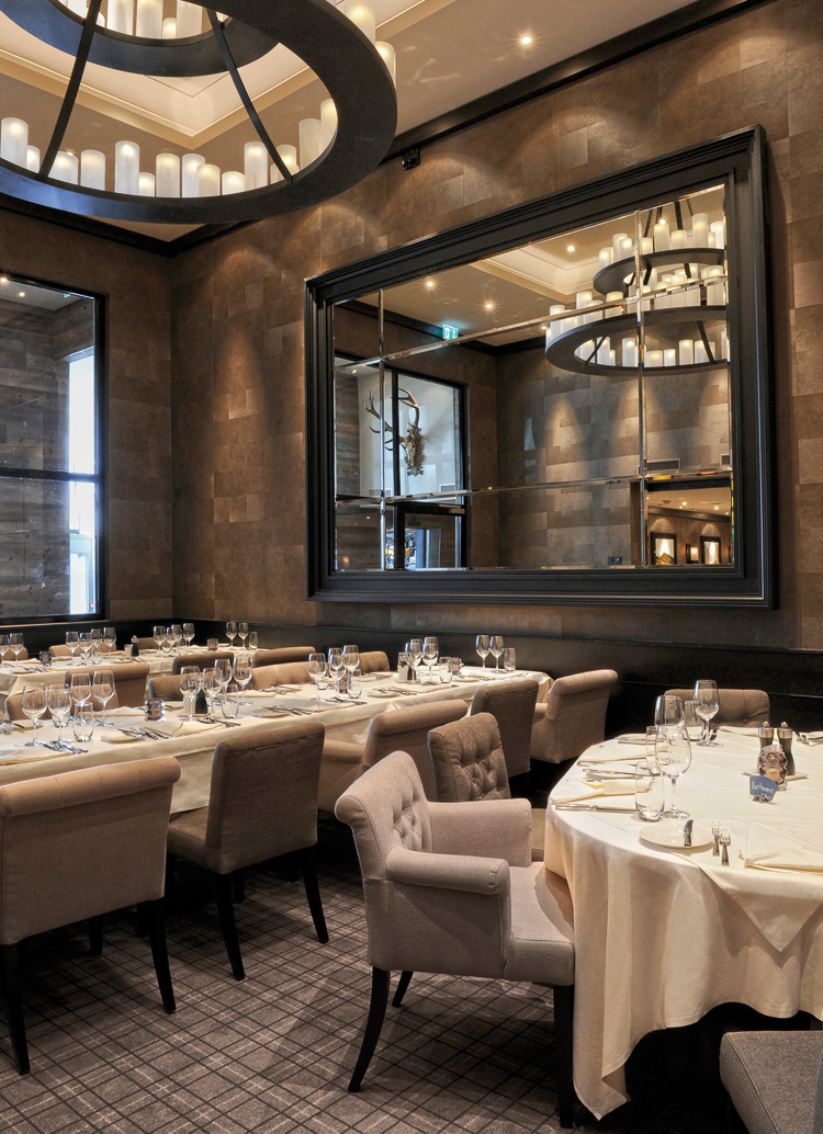 Innenarchitekt Interior Design Hotel Hotellerie Restaurant Retail: Restaurant Monta, Davos