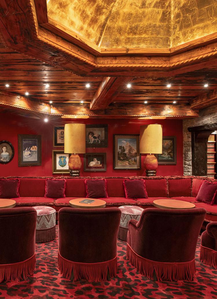 Innenarchitekt Interior Design Hotel Hotellerie Restaurant Retail: Resort Hotel Alex Zermatt zweite Etappe