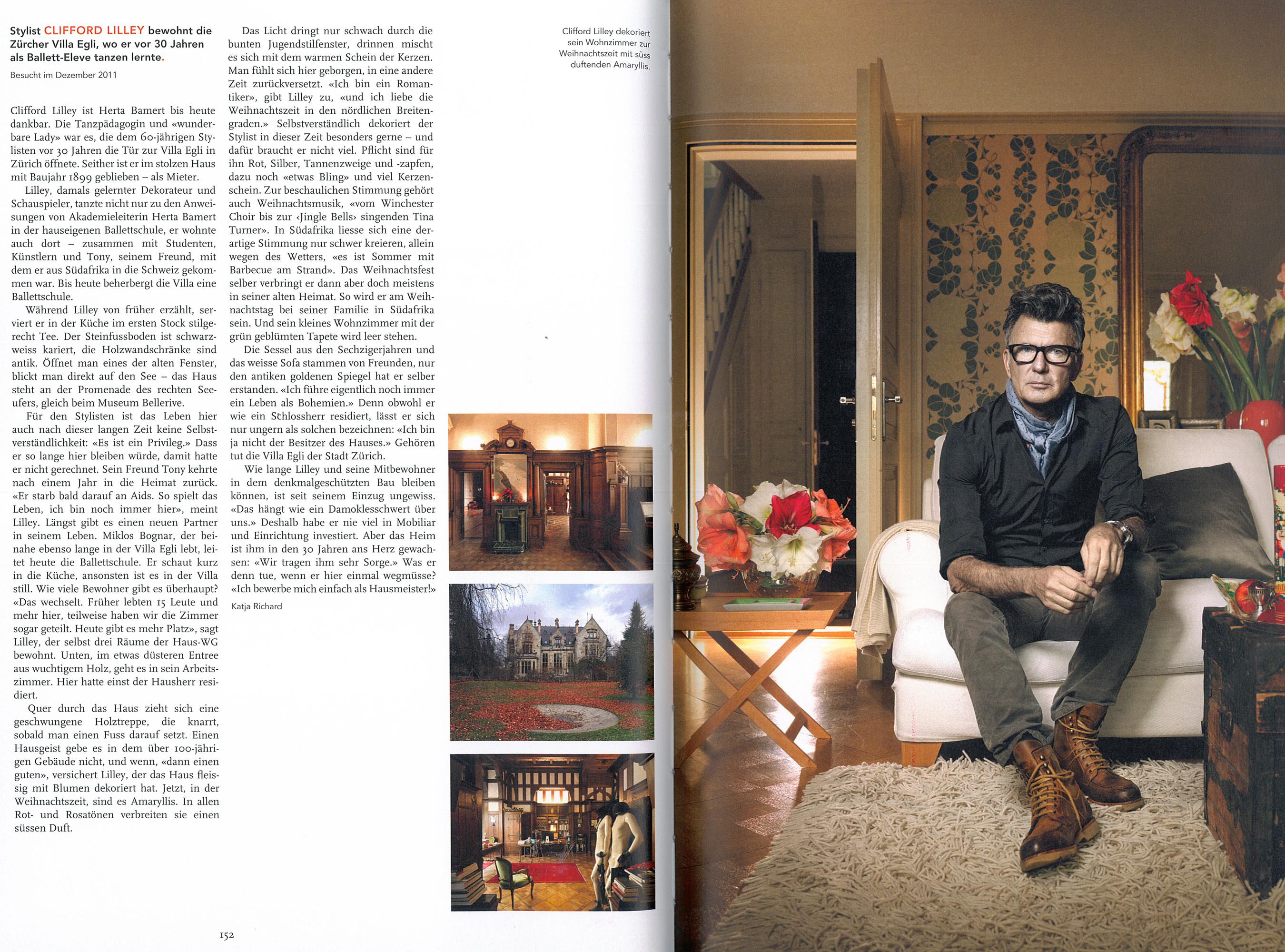 Das Buch zur Erfolgsreportage –daheim- der Zürcher Sonntagszeitung