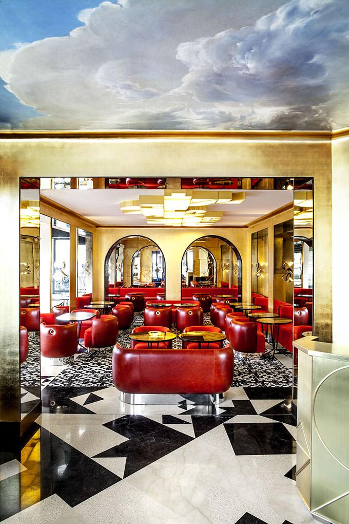 Cafe Francoise Paris