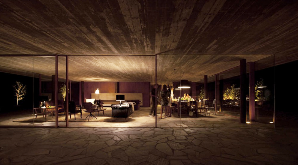 Innenarchitekt Interior Design Hotel Hotellerie Restaurant Retail: The punta house by marcio