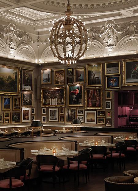 interior architect interior design hospitality retail: Hotel Edition London