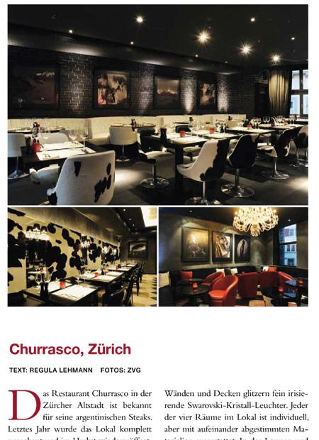 Innenarchitekt Interior Design Hotel Hotellerie Restaurant Retail: Salz&Pfeffer Churrasco