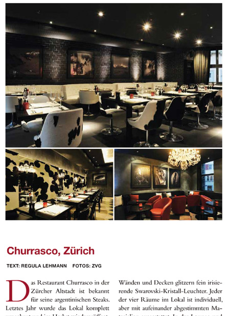 interior architect interior design hospitality retail: Salz&Pfeffer Churrasco