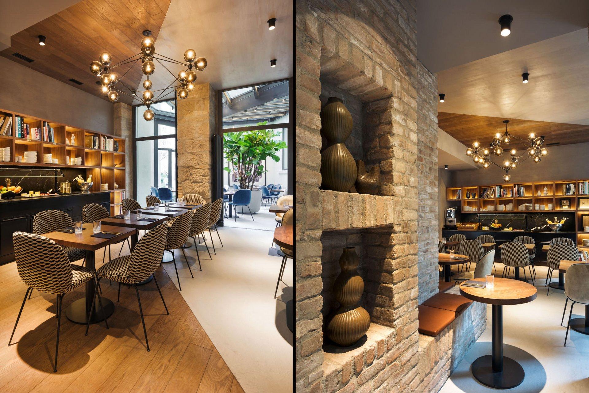 Innenarchitekt Interior Design Hotel Hotellerie Restaurant Retail: