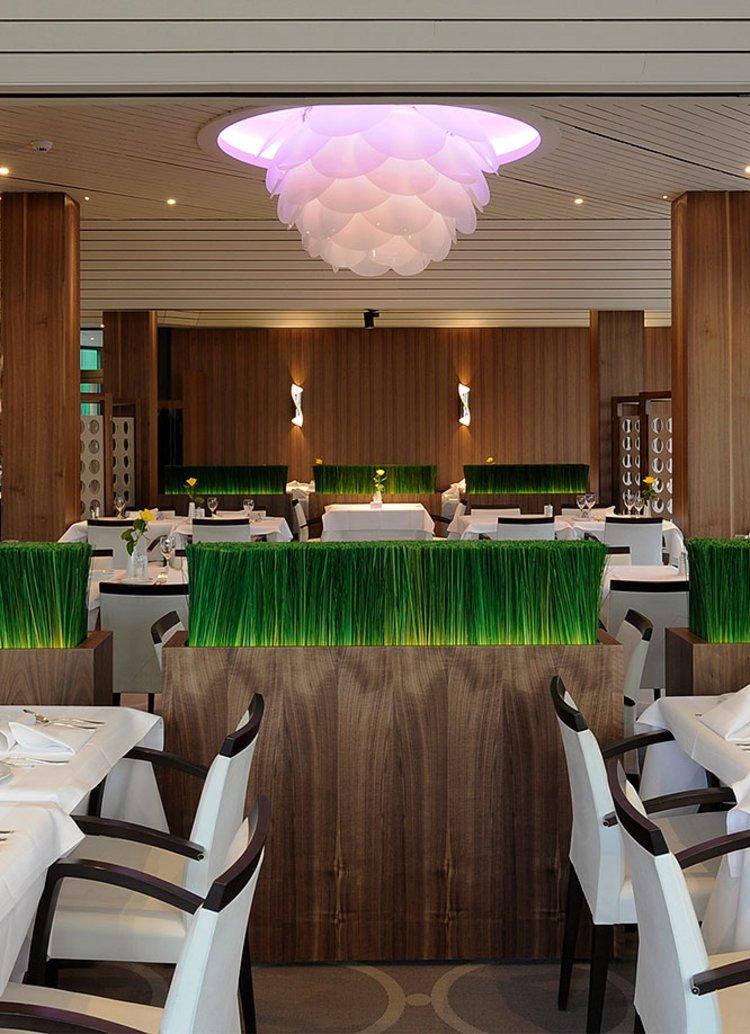 Innenarchitekt Interior Design Hotel Hotellerie Restaurant Retail: Tertianum Residenz im Brühl Zürich Höngg