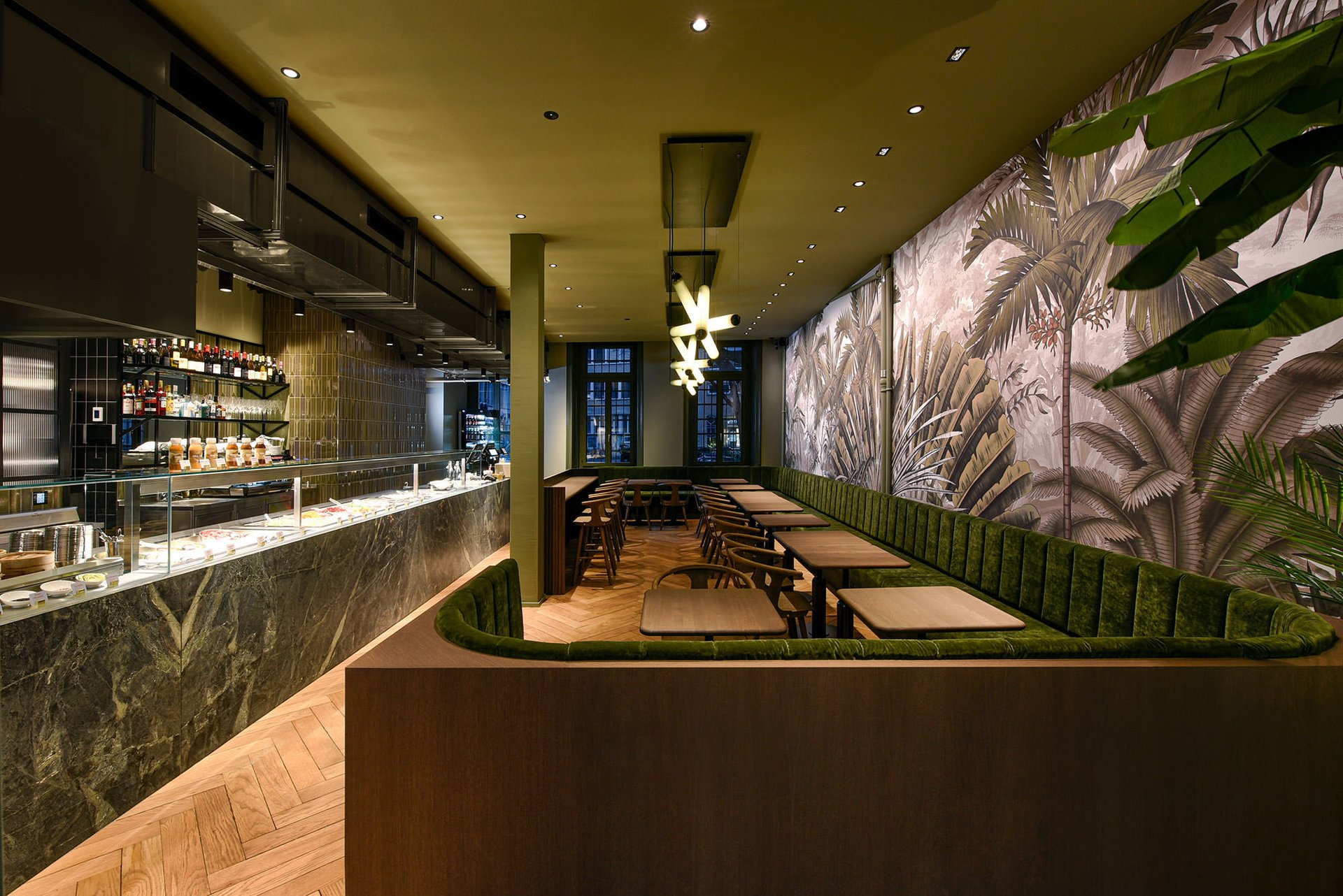 Innenarchitekt Interior Design Hotel Hotellerie Restaurant Retail: