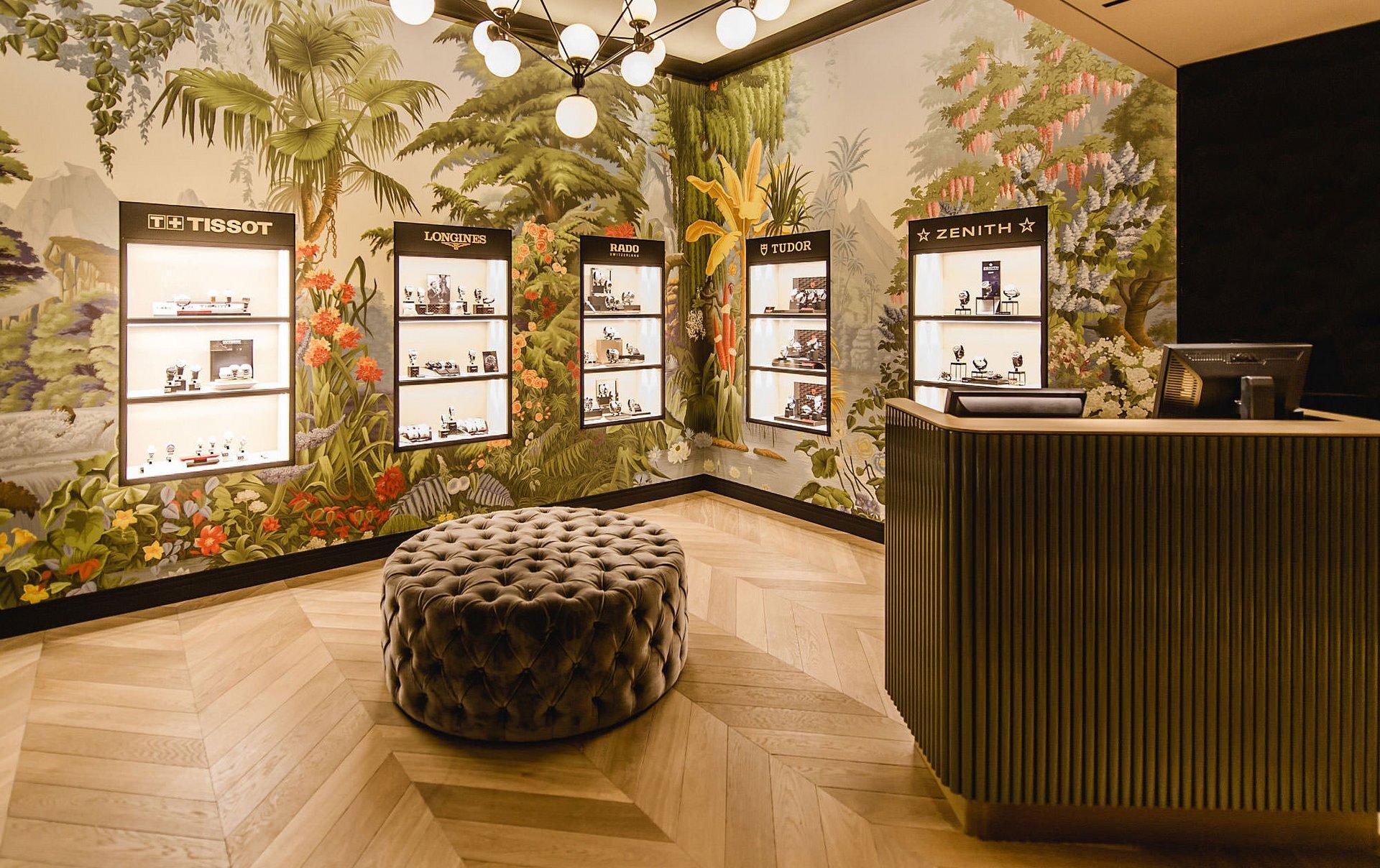 interior architect interior design hospitality retail: